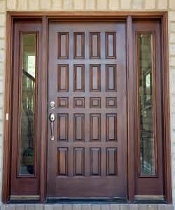 Wood Exterior Doors West Shore Home