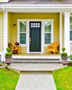 Fiberglass Exterior Doors West Shore Home