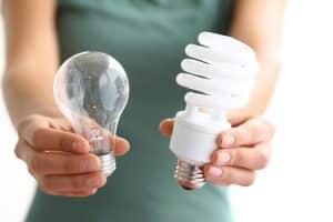 Energy-Efficient Lighting West Shore Home