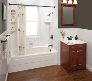 West Shore Home Offers One-Day Bath Remodels