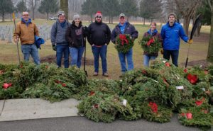 west shore home staff wreaths across america